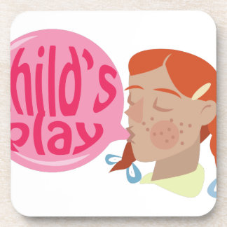 Childs Play Coaster