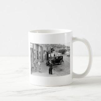 Child's Play in Wisconsin, 1930s Coffee Mug