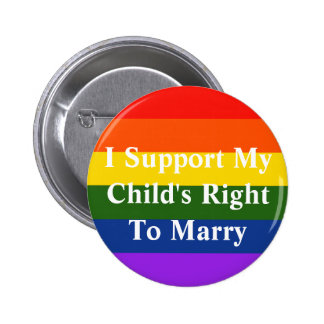 Child's Right to Marry Button