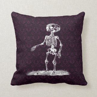 Child's Skeleton American MoJo Pillows