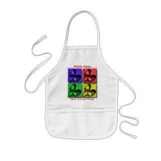 Child's Spoon Apron