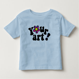 Child's T-Shirt with his/her own Artwork!