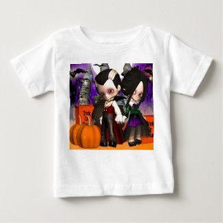 childs trick or trea t shirt, tee, treat treat baby T-Shirt