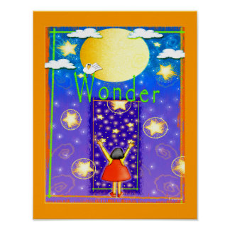 Child's Wonder Poster