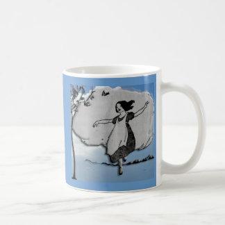 Child's World Classic White Coffee Mug