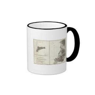Chile 10 ringer coffee mug