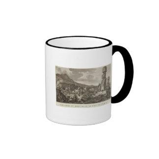 Chile 13 ringer coffee mug