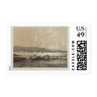 Chile 4 timbre postal