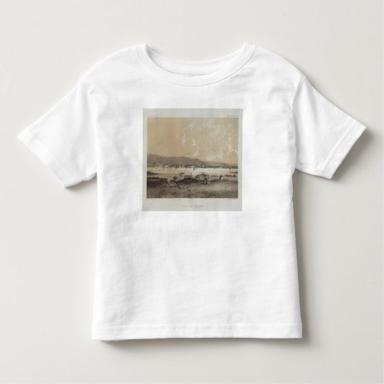 Chile 4 toddler t-shirt