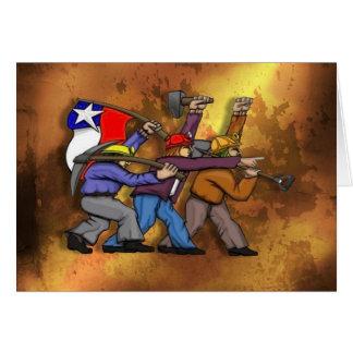 Chile - B.R.P. Card