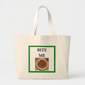 chile bolsa tela grande