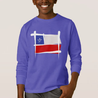 Chile Brush Flag T-Shirt