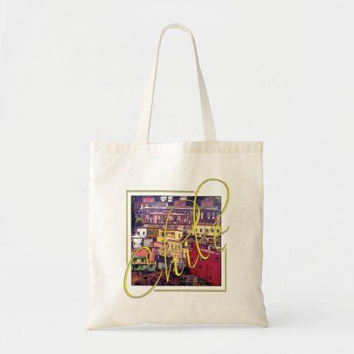 Chile Canvas Bag