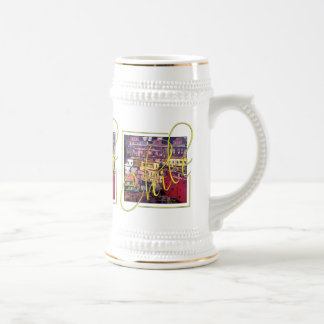 Chile Chile Chile Beer Stein