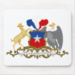Chile, Chile Mouse Pad