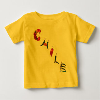Chile Chili Peppers Baby T-Shirt