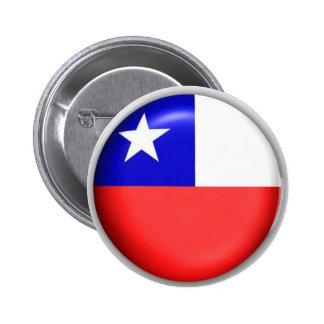Chile Circulo Pin