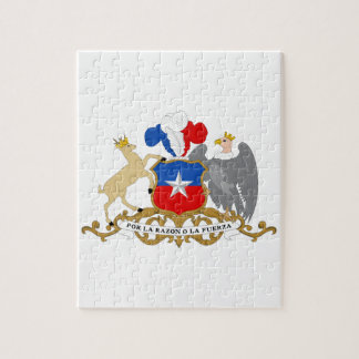 Chile Coat of Arms Jigsaw Puzzles