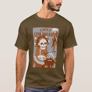 chile colorado : orange burn T-Shirt