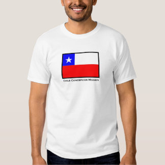 Chile Concepcion LDS Mission T-Shirt