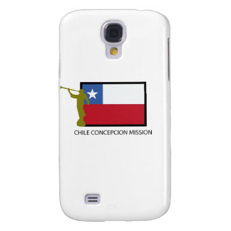 Chile Concepcion Mission LDS CTR Samsung Galaxy S4 Cases