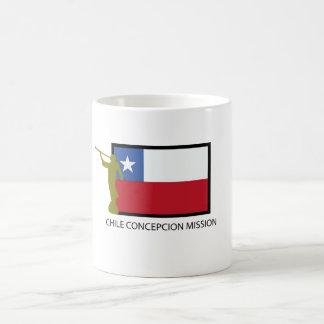 Chile Concepcion Mission LDS CTR Coffee Mug