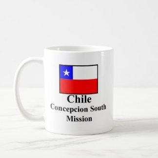 Chile Concepcion South Mission Drinkware Coffee Mug