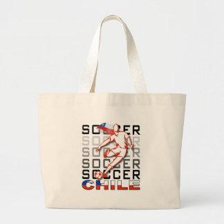 Chile Copa America Canvas Bag