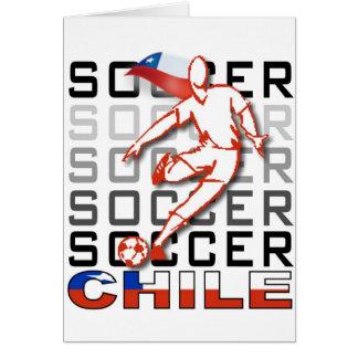 Chile Copa America Card