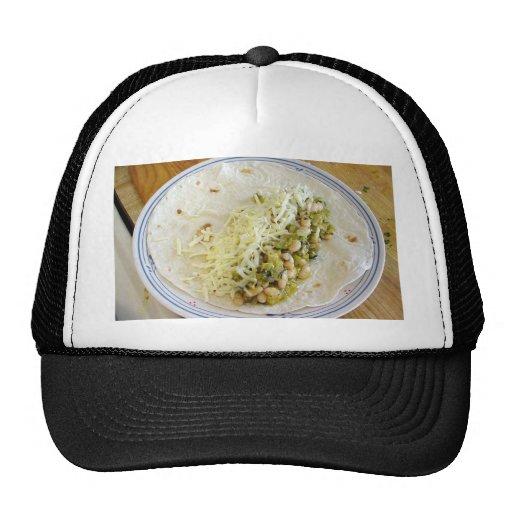 Chile de la haba blanca gorras de camionero