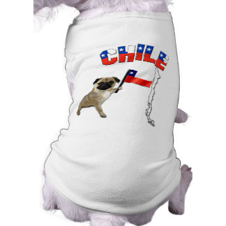 Chile - Dog T-Shirt / Ribbed Tank Top
