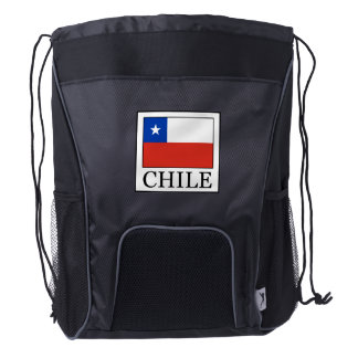 Chile Drawstring Backpack
