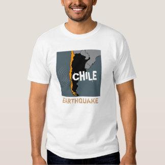 Chile Earthquake T-Shirt