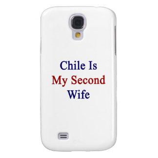 Chile es mi segunda esposa