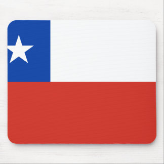 Chile Flag CL Mouse Pad