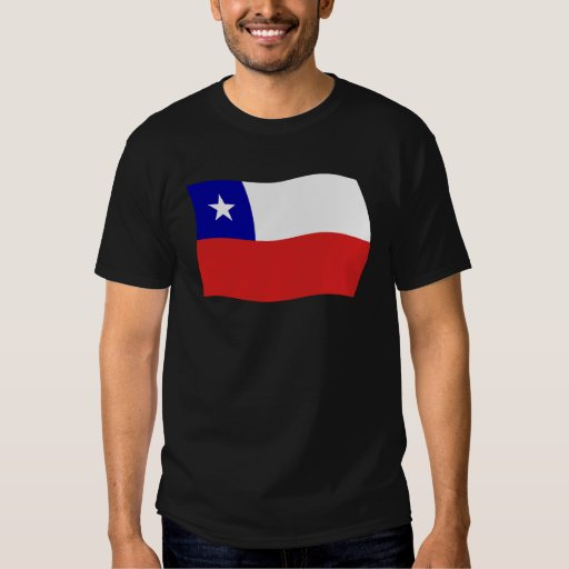 Chile Flag Shirt