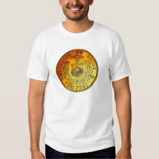 Chile Gold Coin T-Shirt