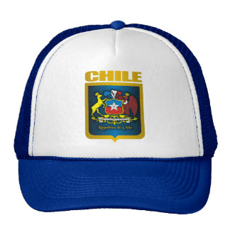 """Chile Gold"" Trucker Hat"