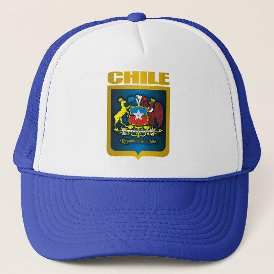 """Chile Gold"" Trucker Hat"