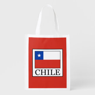 Chile Grocery Bag