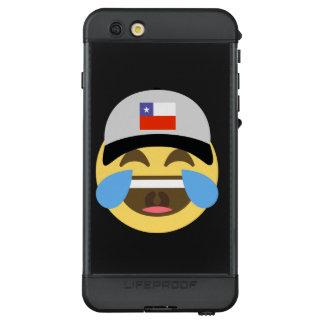 Chile Hat Laughing Emoji LifeProof NÜÜD iPhone 6s Plus Case