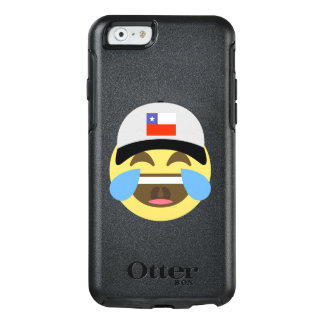 Chile Hat Laughing Emoji OtterBox iPhone 6/6s Case