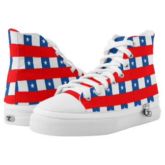 Chile High-Top Sneakers