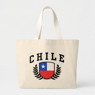 Chile Jumbo Tote Bag