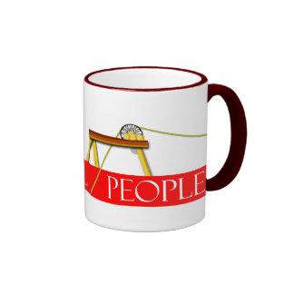 Chile Mine Rescue Ringer Mug