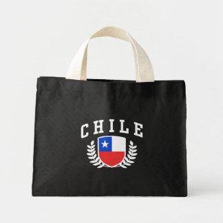 Chile Mini Tote Bag