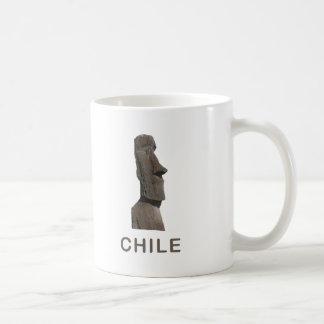 Chile Moai Coffee Mug