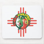 Chile Monster Mouse Pad!