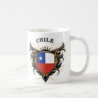 Chile Classic White Coffee Mug