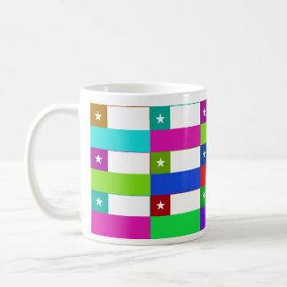 Chile Multihue Flags Mug